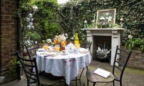 Stephen Jones's garden room
