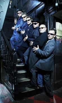 Madness take to the stairs