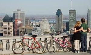 Parc Mont Royal, Montreal