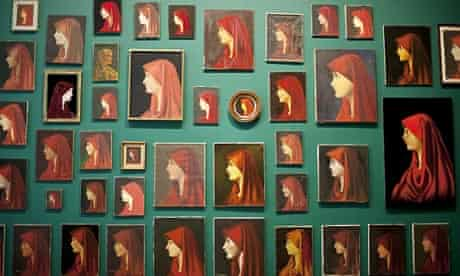 Francis Alÿs's installation Fabiola