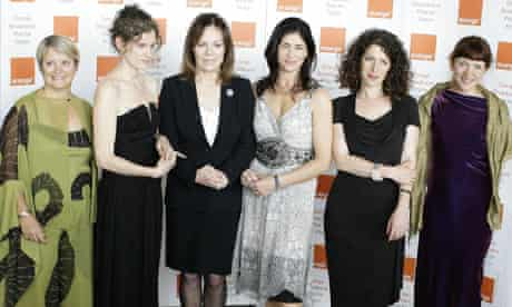 shortlisted authors for the Orange Prize 2008