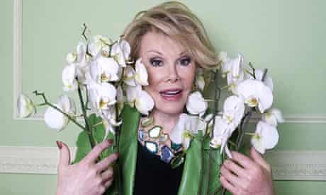 Joan Rivers at the Ritz