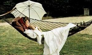 Julie Christie in Joseph Losey's The Go-Between