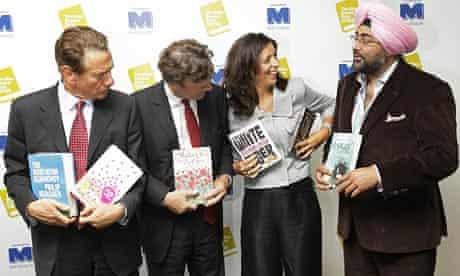 2008 Booker Prize judges