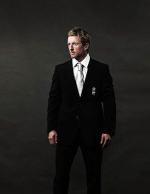 Cricket suits: Paul Collingwood