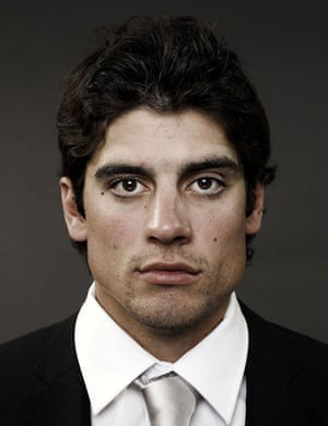Cricket suits: Alastair Cook