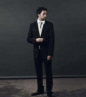Cricket suits: Graham Onions