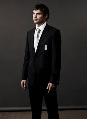 Cricket suits: James Anderson