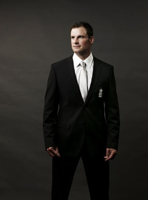 Cricket suits: Andrew Strauss