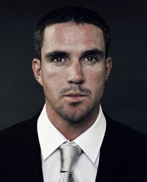 Cricket suits: Kevin Pietersen