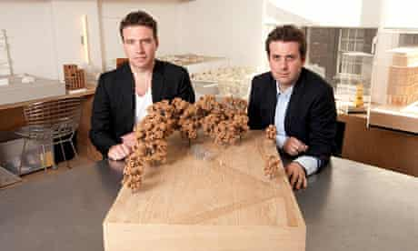 Kevin Carmody and Andrew Groarke
