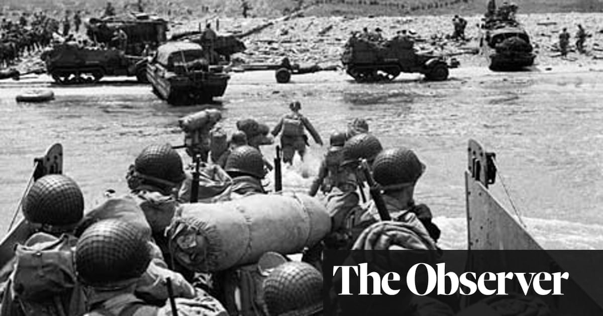 Review: D-Day: The Battle for Normandy by Antony Beevor