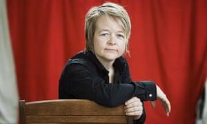 Sarah Waters at the Edinburgh Book Festival