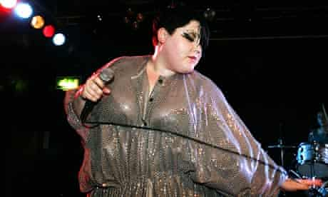 Gossip's Beth Ditto at the Scala