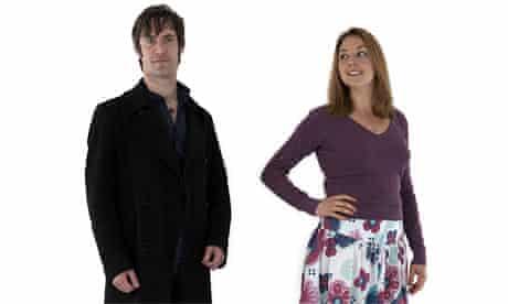 Jeremy Norton and Juliette Harris