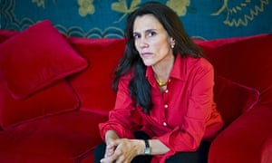 Author Isabel Fonseca at home