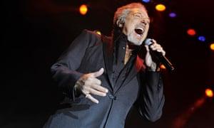 Tom Jones in Concert in New York