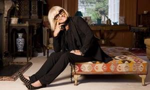 Barbara Hulanicki photographed in West London