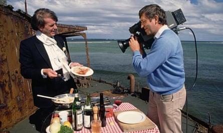 Keith Floyd Filming, Orkneys
