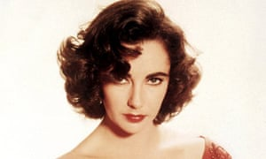 Elizabeth Taylor in the 50s