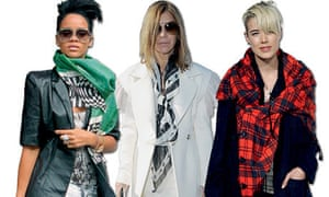 This Month We Love Summer Scarves Fashion The Guardian