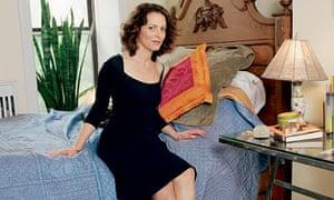 Julie Metz at home in Brooklyn