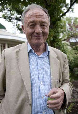 Ethical Awards: Ken Livingstone
