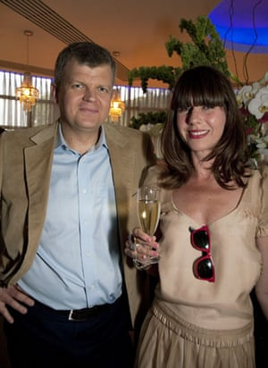 Ethical Awards: Adrian Chiles and Polly Vernon