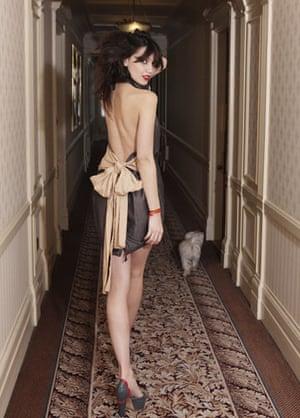 Daisy Lowe eco fashion: Daisy Lowe eco fashion