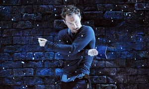 Jude Law as Hamlet