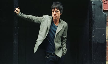 Johnny Marr at the Night and Day cafe