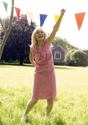 sports day fashion: Bring out the bunting