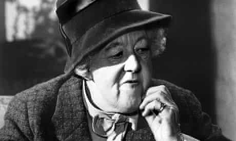 Margaret Rutherford in Murder Most Foul