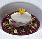 Casamia's beetroot risotto