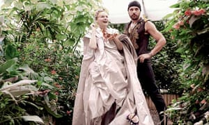 Dame Vivienne Westwood in the Butterfly Jungle