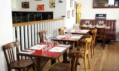 Terroirs restaurant