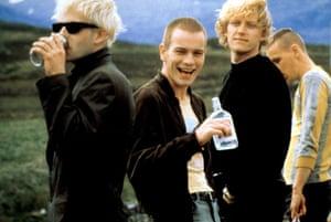 best british films: 'Trainspotting' Film - 1996
