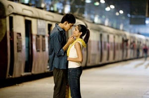 best british films: 'Slumdog Millionaire' Film still