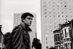 best british films: Control film still