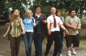 best british films: Shaun of the Dead