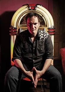 Quentin Tarantino and jukebox