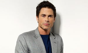 The trouble with being Rob Lowe | Culture | The Guardian