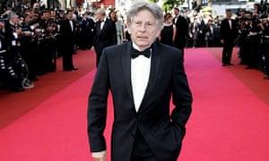 Roman Polanski in Cannes