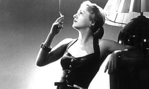 Joan Fontaine in the 50s