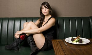 Daisy Lowe at Aubrey Restaurant & Bar