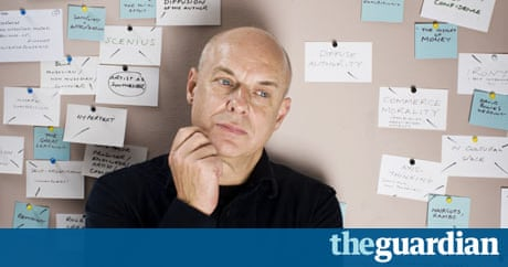 On gospel, Abba and the death of the record: an audience with Brian Eno | Interview | Music | The Guardian