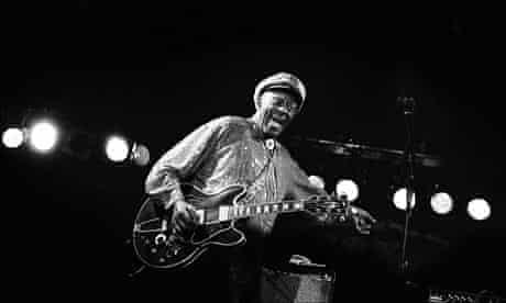 Chuck Berry at the BB King Blues Club