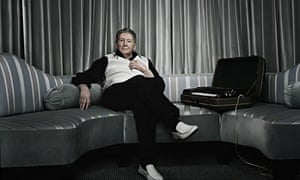 Jerry Lee Lewis at the London hotel