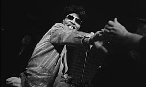 Little Richard at the Birchmere theatre