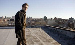 Jonathan Lethem in Brooklyn, New York, December 2009.